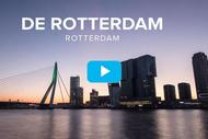 Vidéo immeuble de Rotterdam