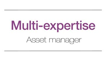 Multi expertise asset manager
