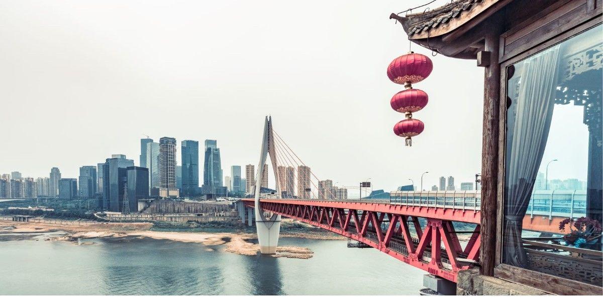 Globale Marktverschiebungen China