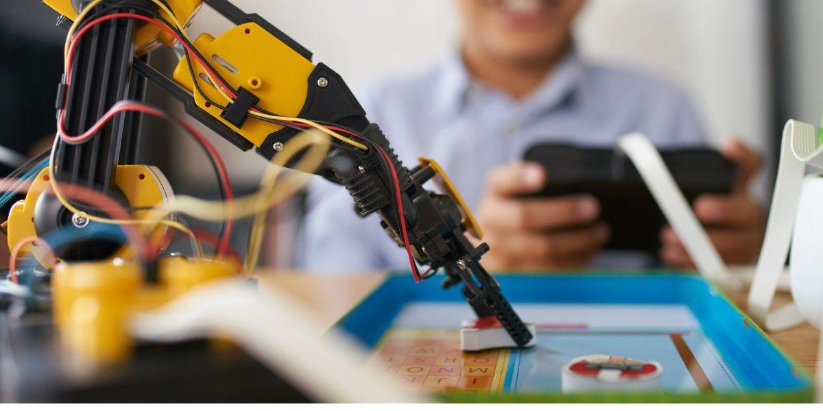 Technologische Revolution: Roboter