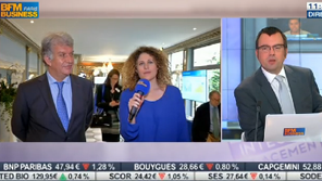 Interview Yves Perrier, BFM Business, Paris Europlace Forum
