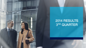 2014 - 3rd Quarter : Amundi's quartely results released