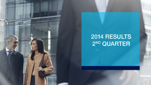 2014 Results 2nd quarter