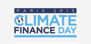 Amundi participates at the Climate Finance Day 2015 in Paris