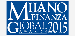 """Amundi ETF & Indexing wins two prizes at the """"Milano Finanza Global Awards 2015"""""""