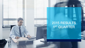 Amundi's results for 1st Quarter 2015 are available