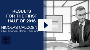 Results for the first half and the second quarter of 2016