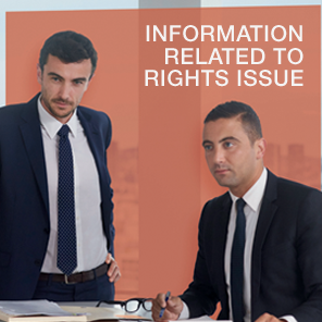 Amundi's rights issue 2017