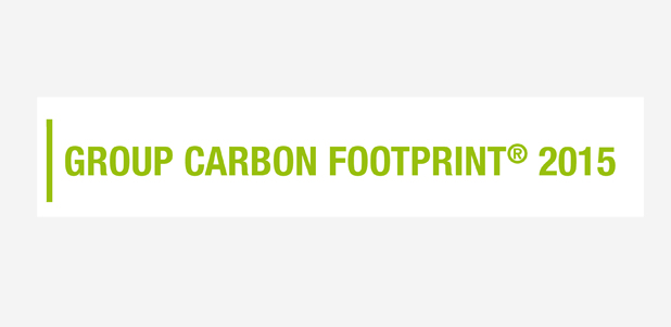 Discover Amundi 2015 Carbon Footprint