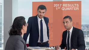 First quarter 2017 results