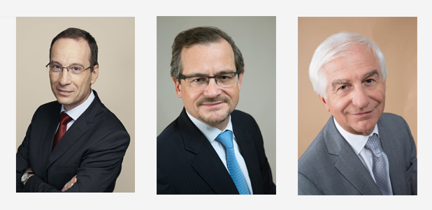 3 new appointments at Amundi