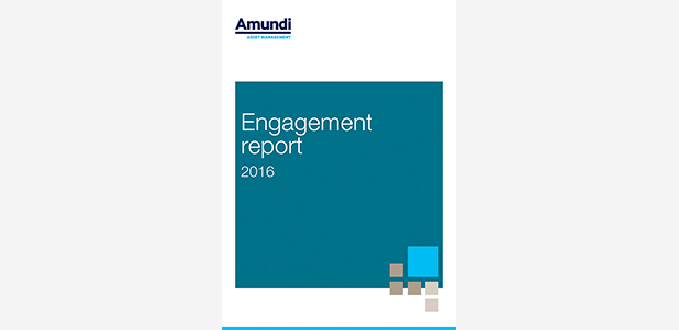 Engagement report 2016