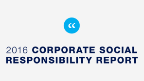 2016 CSR Report is online!
