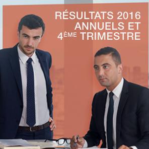 Résultats annuels et 4ème trimestre 2016 d'Amundi