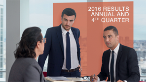 Amundi's annual and 4th quarter results