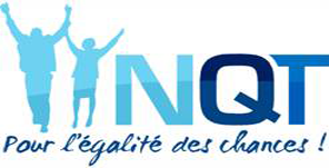 Logo NQT (Nos Quartiers ont du talent)