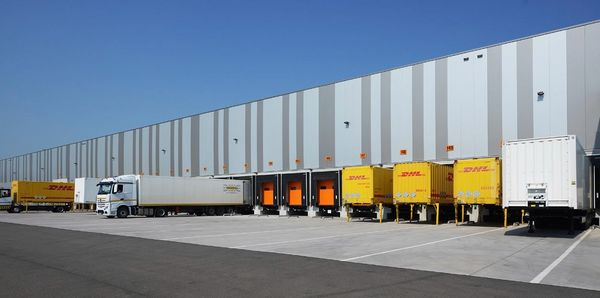 Plateforme logistique @Zalando Allemagne