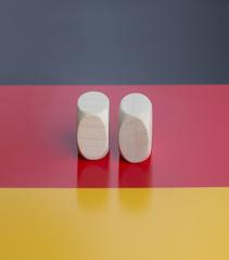 2016-04-Ms Merkel's double gamble: fi xing at the same time German and European politics