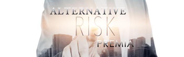 Alternative risk premia