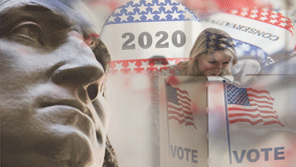The 2020 US Presidential Election: Another Close Race?