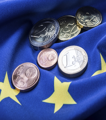 Eurozone deflation risk is bending