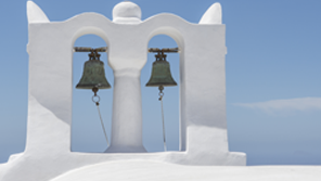 Greece bells