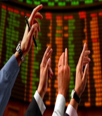 Hands_stock_exchange