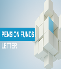 Pension fond letter slider