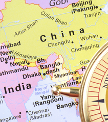 Is India the next China