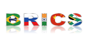 Portfolio bond flows each BRICS country