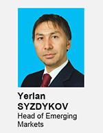 Yerlan SYZDYKOV