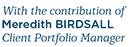 Meredith BIRDSALL