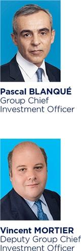 Pascal BLANQUE - Vincent MORTIER