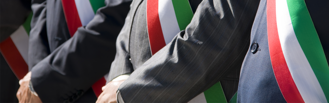 Image Slider Italian Gov