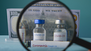 US election and Covid-19 vaccines