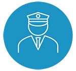 Picto gendarme