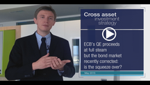 B. Drut - ECB'S QE PROCEEDS AT FULL STEAM