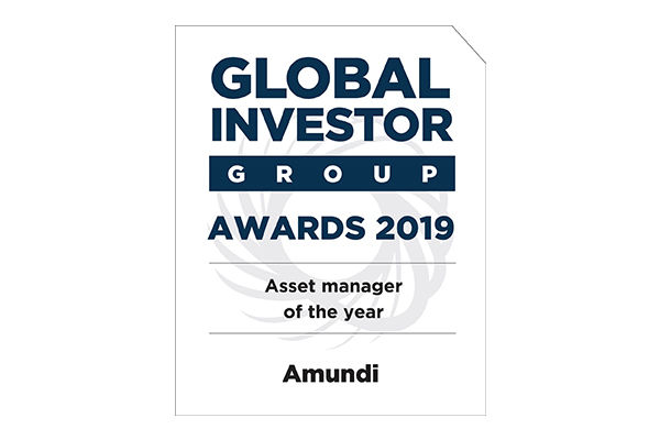 Amundi reçoit 3 prix au Global Investor Awards 2019