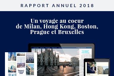 Découvrez le Rapport Annuel 2018 d'Amundi