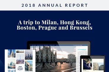 Discover Amundi's 2018 annual report