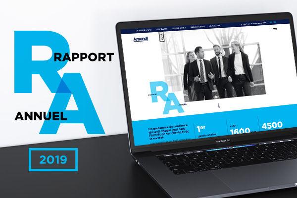 Amundi publie son Rapport Annuel 2019