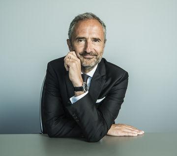 Olivier Mariée, Directeur Général de CPR AM