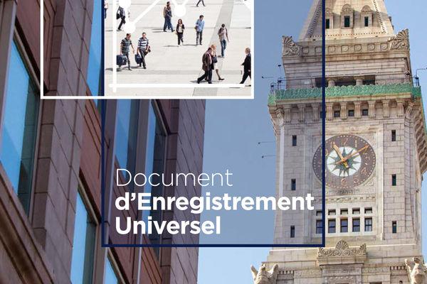 Mise à disposition du Document d'Enregistrement Universel 2020