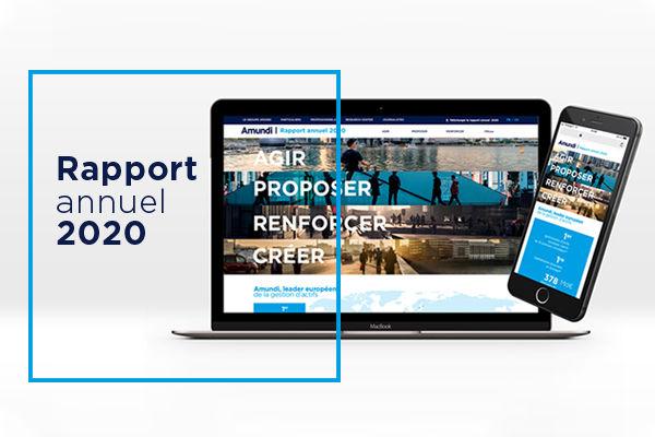 Publication du Rapport Annuel 2020
