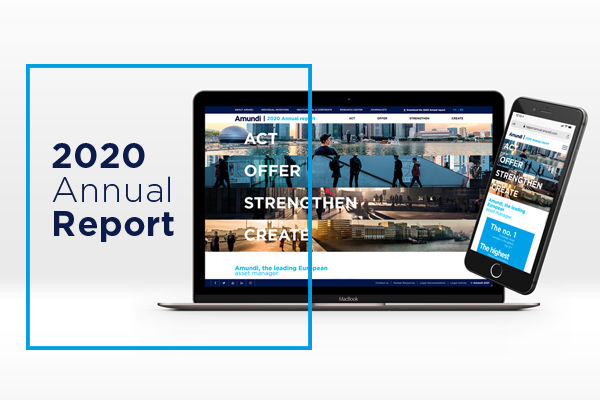Publication of Amundi's 2020 Annual Report
