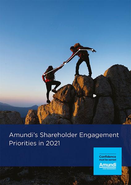 Amundi Shareholder Engagement Priorities 2021