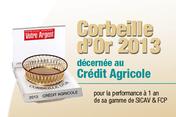 corbeille or 2013