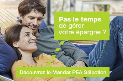 Mandat PEA Sélection