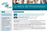Lettre de l'investisseur - janvier 2021