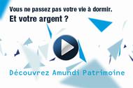 Vidéo Amundi Patrimoine - juin 2014